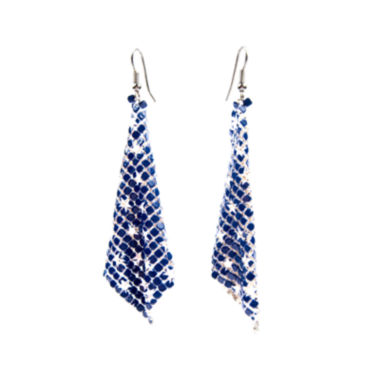 jcpenney.com | Mixit™ Star Mesh Earrings