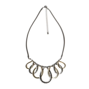 jcpenney.com | Bold Elements™ Teardrop Necklace