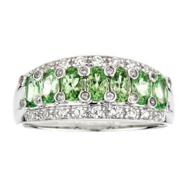 jcpenney.com | LIMITED QUANTITIES Tsavorite Sterling Silver Ring
