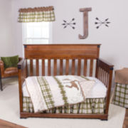 Trend Lab® Deer Lodge 3-pc. Crib Bedding Set
