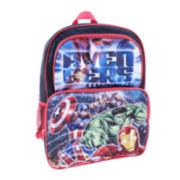 """Marvel® The Avengers® 16"""" Cargo Backpack"""