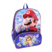 "Nintendo® Super Mario 16"" Backpack"