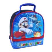 Nintendo® Mario Double-Zip Lunchbox