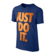 Nike® Short-Sleeve Just Do It Graphic Tee - Boys 8-20