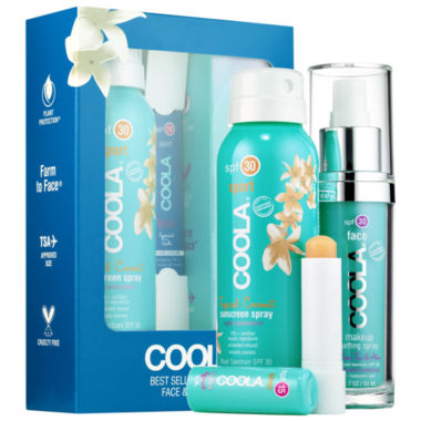 jcpenney.com | Coola Best Sellers SPF Trio Face & Body Set