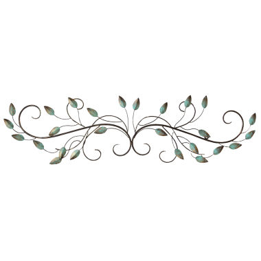 jcpenney.com | Stratton Home Décor Patina Scroll Leaf