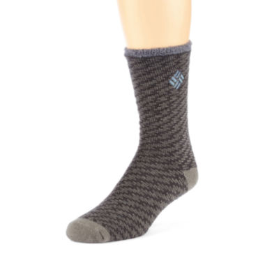 jcpenney.com | Columbia® Mens Lodge Crew Socks