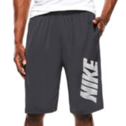 Nike® Block Graphic Dynamo Print Shorts