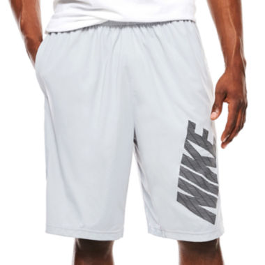 jcpenney.com | Nike® Block Graphic Dynamo Print Shorts