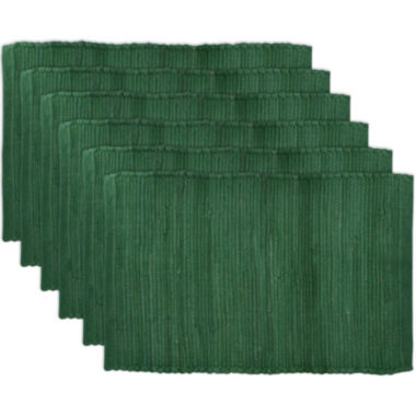 jcpenney.com | Design Imports Chindi Set of 6 Placemats