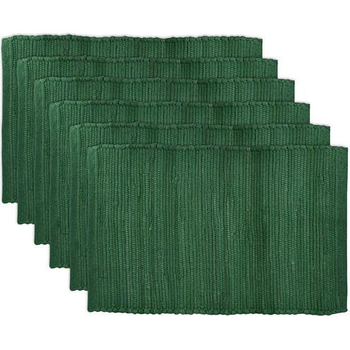 Design Imports Chindi Set of 6 Placemats