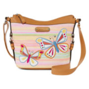 Rosetti® Savannah Garden Mid Crossbody Bag