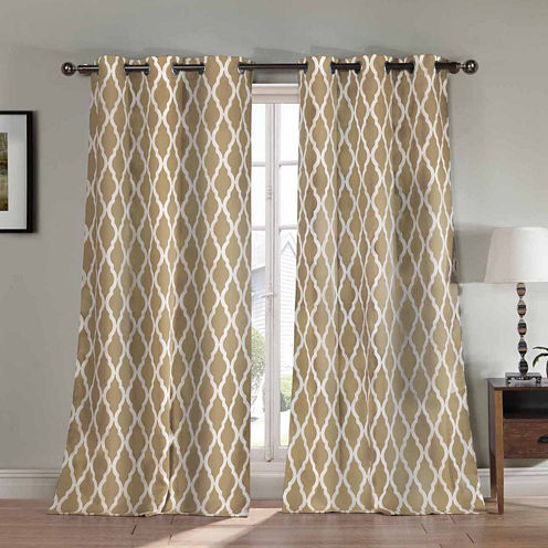 Duck River Textiles Kittattinny 2 Pack Curtain Panel Jcpenney