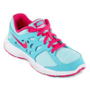 Nike® Dual Fusion Lite Girls Running Shoes - Little Kids