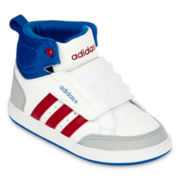 adidas® Neo Hoops Mid  Boys Basketball Shoes  - Toddler