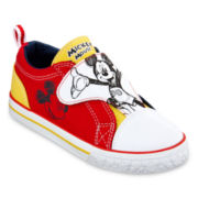 Disney® Mickey Mouse  Boys Sneakers - Toddler