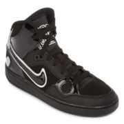 Nike® Sons of Force Mid Boys Athletic Shoes - Big Kids