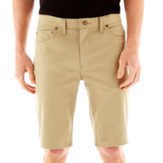 Dickies® Slim-Fit 5-Pocket Twill Shorts