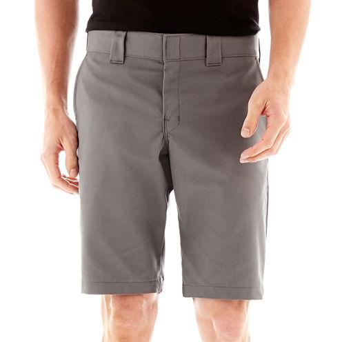 Dickies® Slim-Fit Twill Shorts