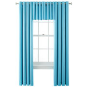 Liz Claiborne® Kathryn Brights Grommet-Top Window Treatments