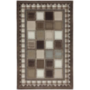 American Rug Craftsmen Box Plaid Rectangular Rugs