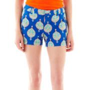 jcp™ Twill Shorts