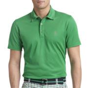 IZOD® Golf Solid Pieced Polo