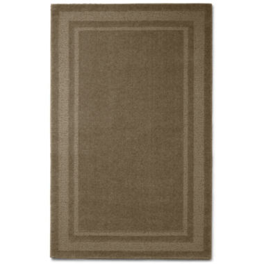 jcpenney.com | Double Border Washable Rectangular Rug