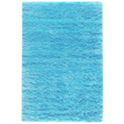 JCPenney Home™ Home Expressions Bright Shag Washable Rectangular Rug