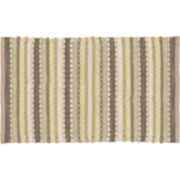 Striped Chindi Rectangular Rugs
