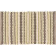 Striped Chindi Rectangular Rugs