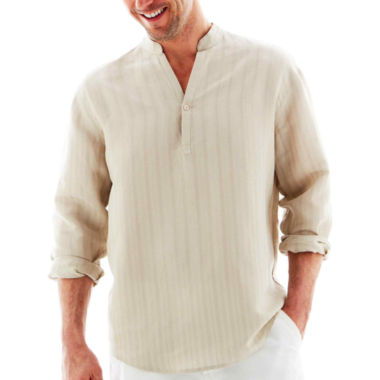 jcpenney.com | The Havanera Co.® Long-Sleeve Popover Shirt