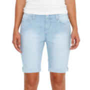 Levi's® Roll-Cuff Bermuda Shorts