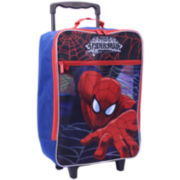 Marvel Spiderman Rolling Kids Carry-On Suitcase