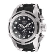 Invicta® Reserve Bolt Zeus Mens Stainless Steel Chronograph Watch 12665