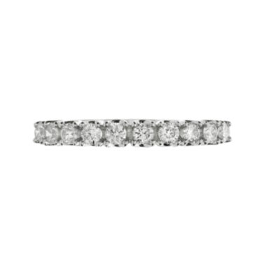 jcpenney.com | LIMITED QUANTITIES 1/2 CT. T.W. Diamond 14K White Gold Band