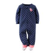 Carter's® Footed Sleep & Play - Baby Girls newborn-9m