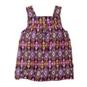 Carter's® Print Top - Preschool Girls 4-6x