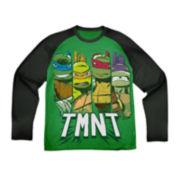 Teenage Mutant Ninja Turtles Graphic Raglan Tee - Boys 8-20