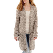 Arizona Long-Sleeve Marled Duster