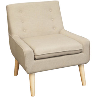 jcpenney.com | Spencer Tufted Fabric Retro Chair