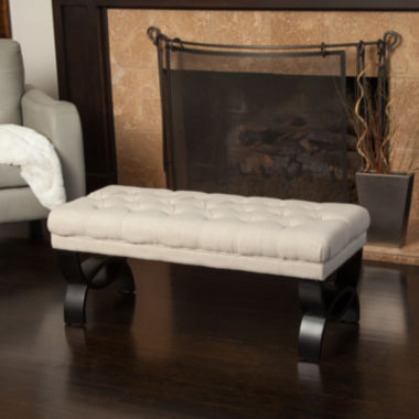 jcpenney.com | Grandview Tufted Ottoman Bench