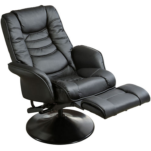 Maddie Faux-Leather Recliner