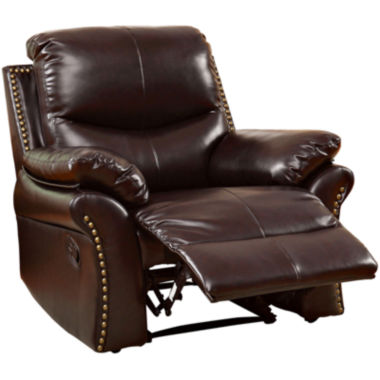 jcpenney.com | Dunlap Faux-Leather Recliner