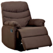 Desert Valley Microfiber Recliner