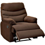 Desert Valley Flannelette  Recliner