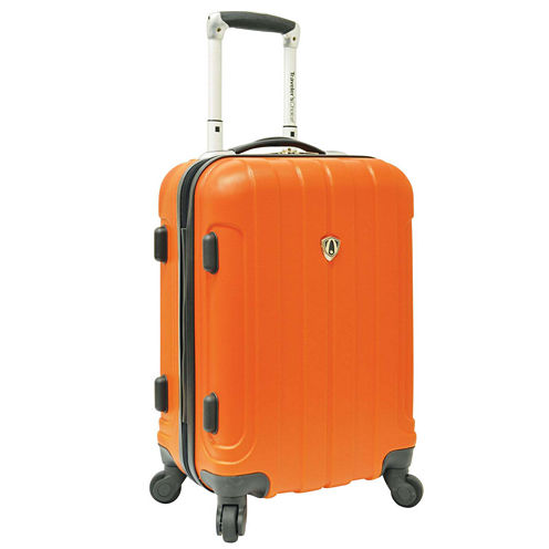 "Traveler's Choice® Cambridge 20"" Hardsided Carry-On Spinner Luggage"