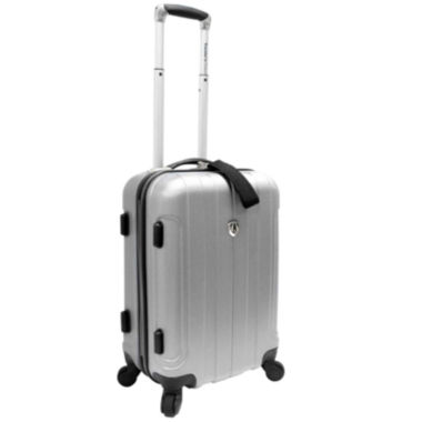 "jcpenney.com | Traveler's Choice® Cambridge 20"" Hardsided Spinner Luggage"