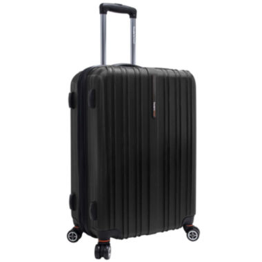 "jcpenney.com | Traveler's Choice® Tasmania 25"" Expandable Spinner Luggage"