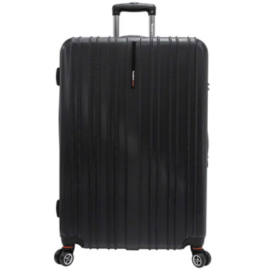 "jcpenney.com | Traveler's Choice® Tasmania Polycarbonate 29"" Expandable Spinner Luggage"